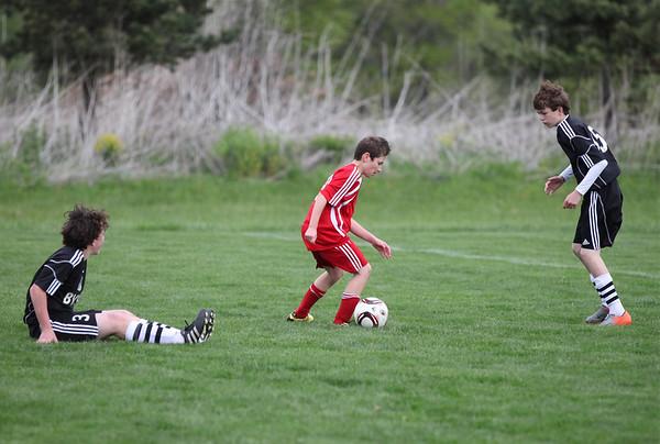 Thomas soccer