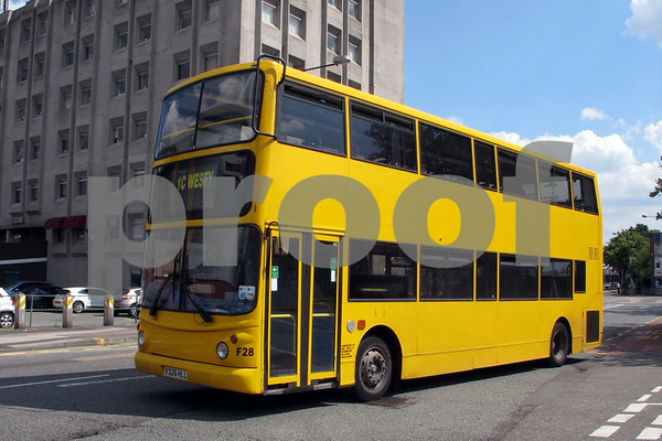 Cheshire Buses July 2014