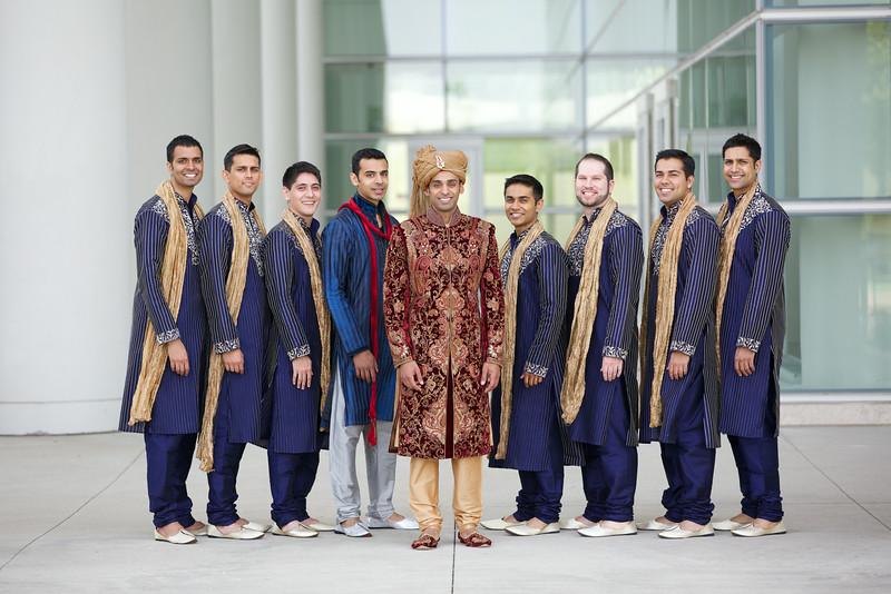 Le Cape Weddings - Indian Wedding - Day 4 - Megan and Karthik Formals 12.jpg