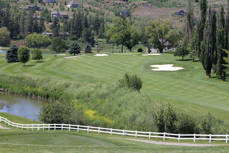 #2, Hangman Valley GC,  Spokane, Wa