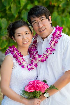 Congratulations Ling & Bob!
