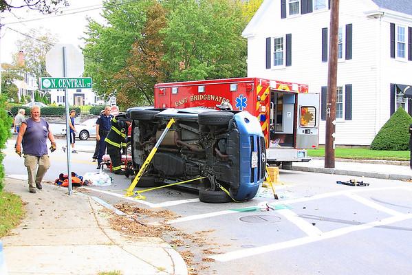 East Bridgewater Accident 9/23/2011