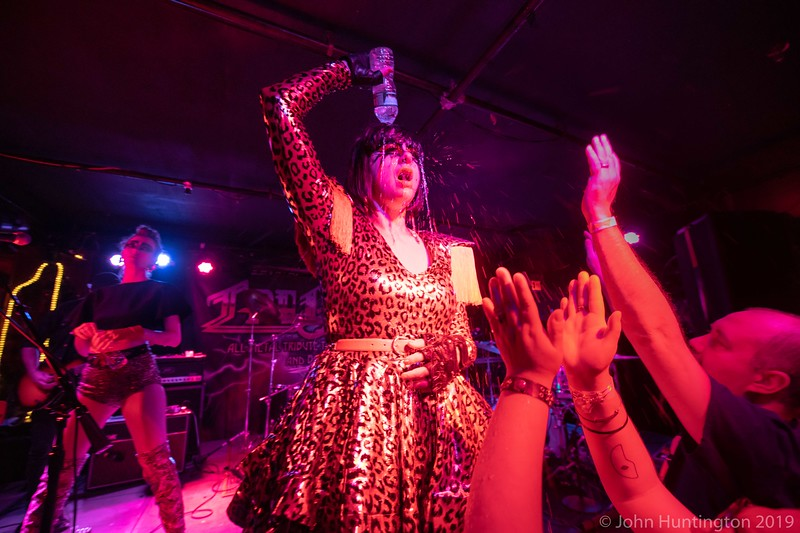 Mother Feather at the Brooklyn Bazaar September 29, 2018