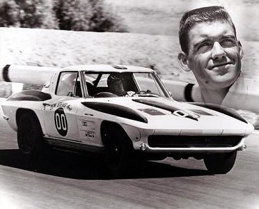 Legendary 1963 ZO6 Race Cars