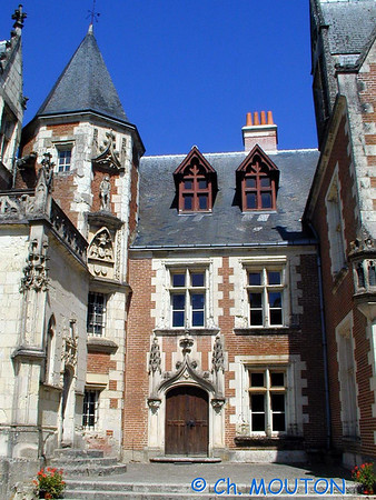 Chateau du Clos Luce - Exterieurs