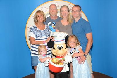 Disney August 2015