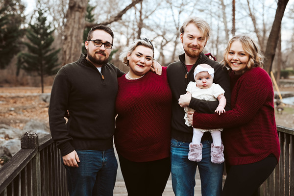 The Shacklett Family | Winter 2020
