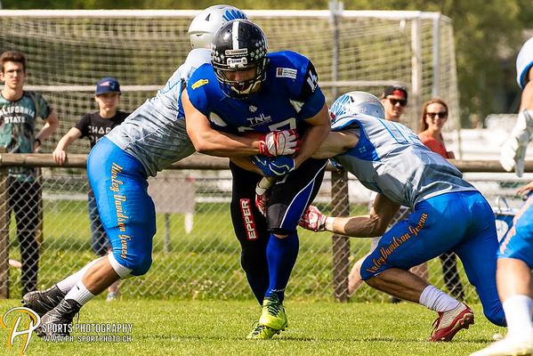 Luzern Lions - Geneva Seahawks
