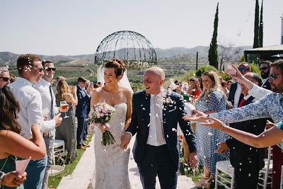 Wedding Charlotte + Stewart
