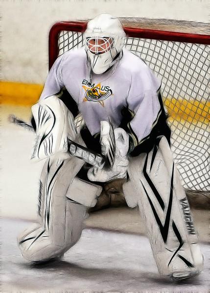2011-2012 Emmaus JV Hockey