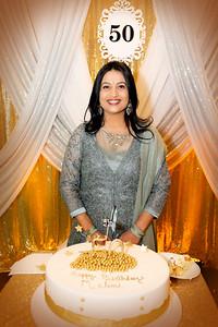 50th Birthday of Malini