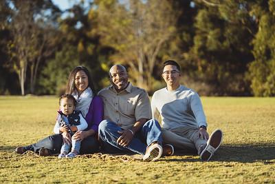 Family - Bautista / Brown