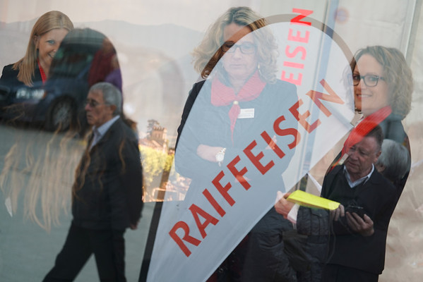 Generalversammlung Raiffeisen 2017