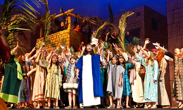 """BELIEVE"" An Easter Musical, 2012"