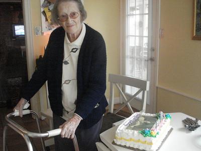 Ma-ma Finch's 90th Birthday