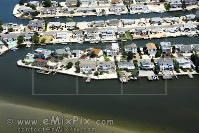 High Bar Harbor (Long Beach), NJ 08008 - AERIAL Photos & Views