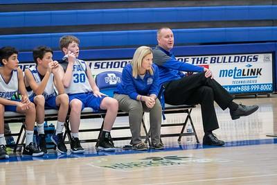 DHS Boys Basketball 12-02-2019