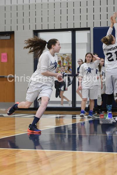 02/13/18 NMS Girls Basketball