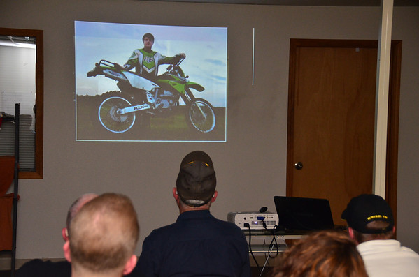 Trans-American Trail with Ken Hunter 11/03/2011