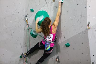 NM klatring klatrehallen