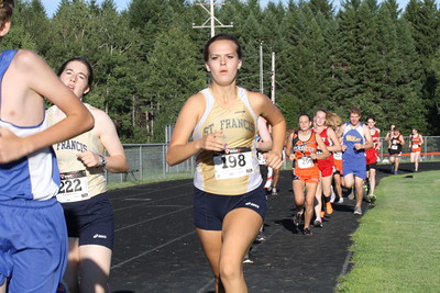 Open Race - 2014 Manton XC Fox and Hound Invite