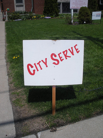 CitySERVE 2014: Grace Lutheran Church