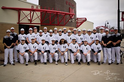 2019 Union Redskins Baseball