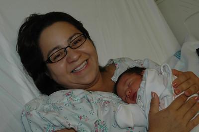 Alba and Lucas 19 June 2009