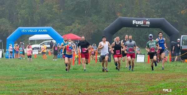 Ghosts of Granogue 5K - 2020 Race Photos