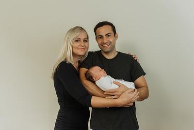 Jill & Dave newborn