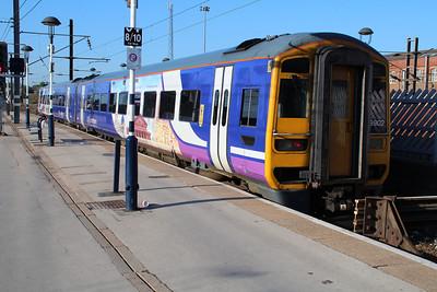 Doncaster Station 16/05/13