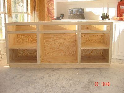 shelves and built ins