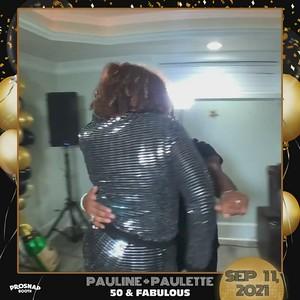2021.09.11 Pauline & Paulette 50th Birthday Party