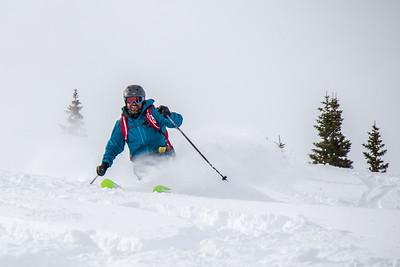 Silverton Skiing (Feb. '19)