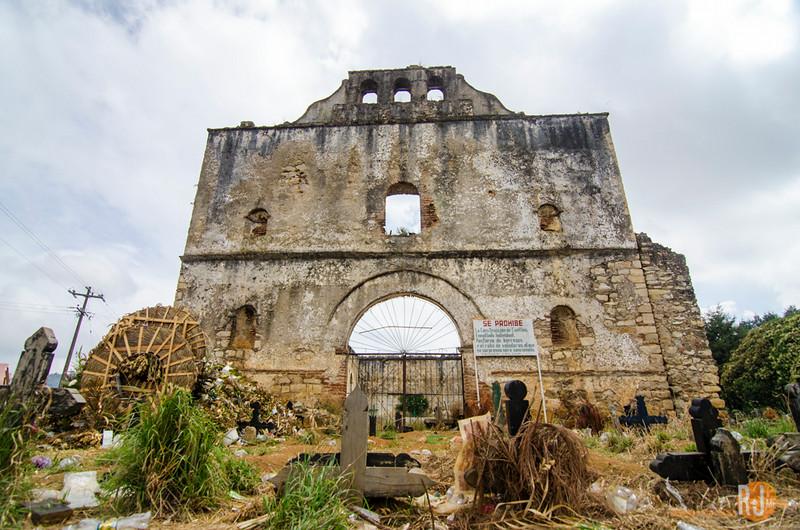 Cemetery of San Juan de Chamula