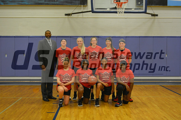 New Smyrna Girls Basketball