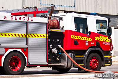 Fire & Rescue WA - Belmont