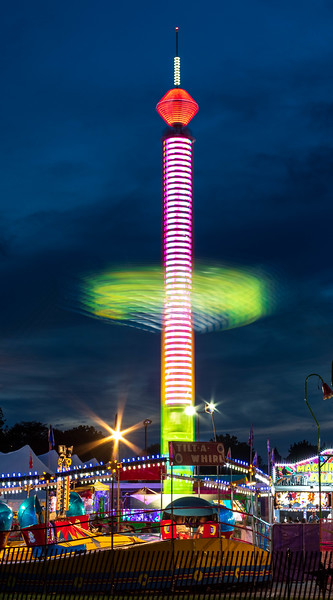 Carnival Lights July 2019