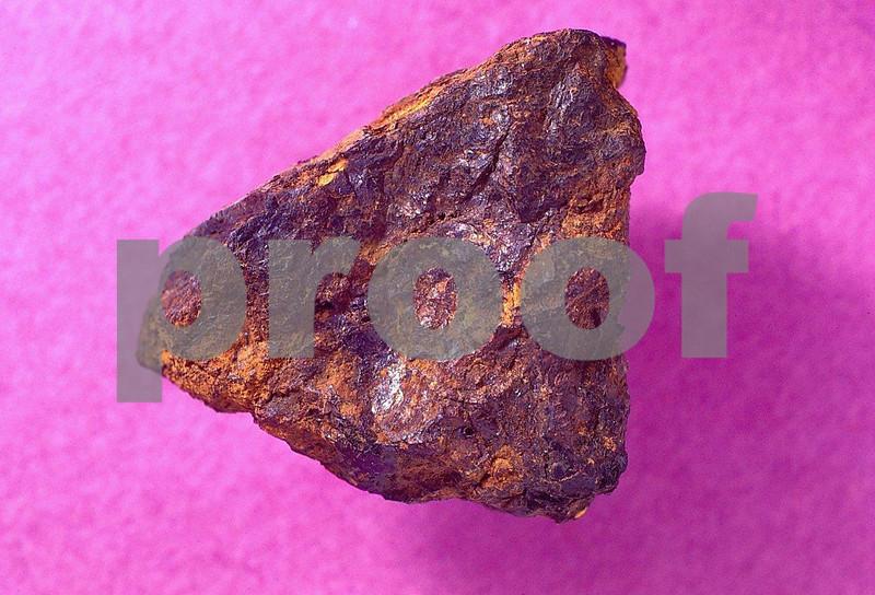 Mercury-meteorite