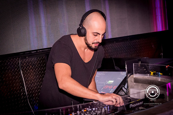 Cocoon Phuket DJ Hype Elias 23.4.2017