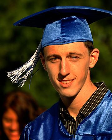 2007 -06-25 Valley Stream Central HS Graduation, 6-22-2007