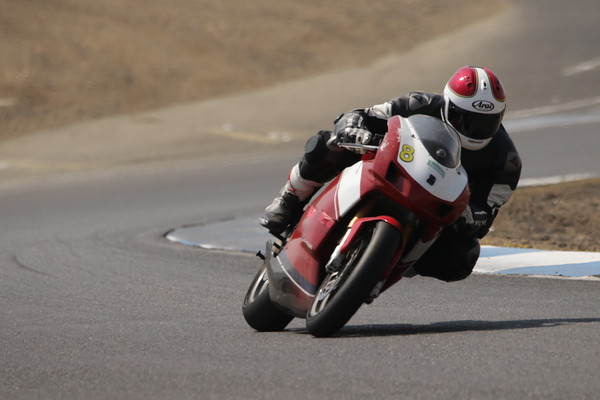 8 Ducati RW