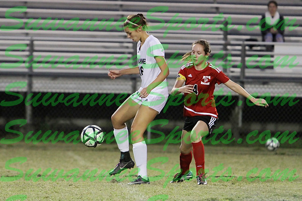 Suwannee High School Soccer - Girls - 2016-17
