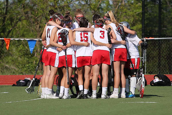 Somers Girls Lax 2016