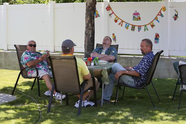 2012 06 17 FAMILY PICS LUAU