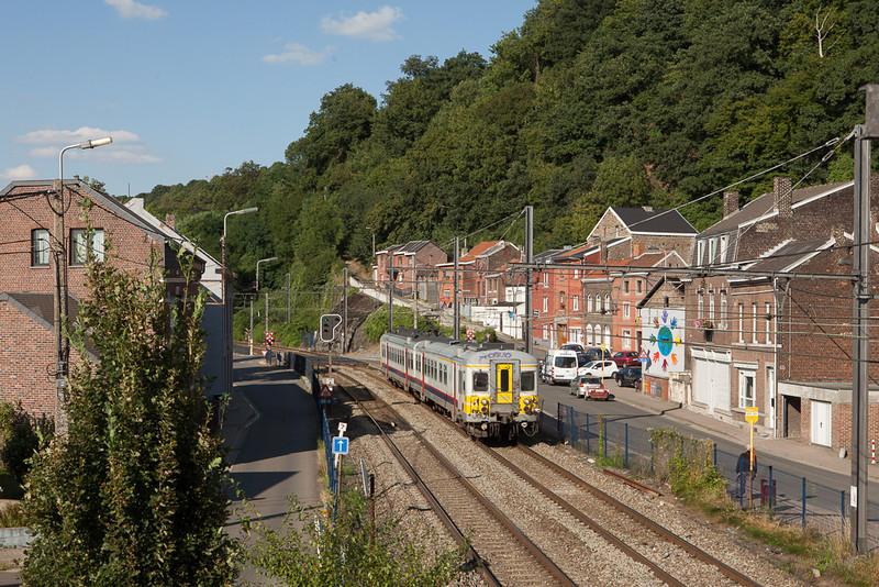 AM70 659 Maastricht/NL - Liege-Guillemins in Cheratte-Bas.