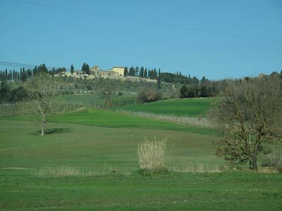 Volterra Tuscany Italy 2012