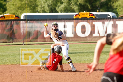 D2 StateS - New London vs Beloit Turner SB17