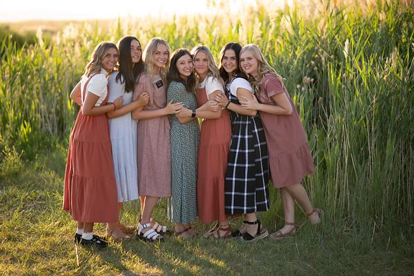 2021 Sister Missionaries