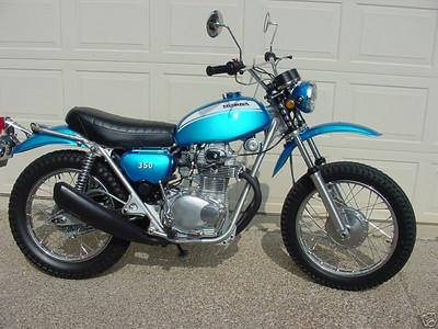 1970 SL 350